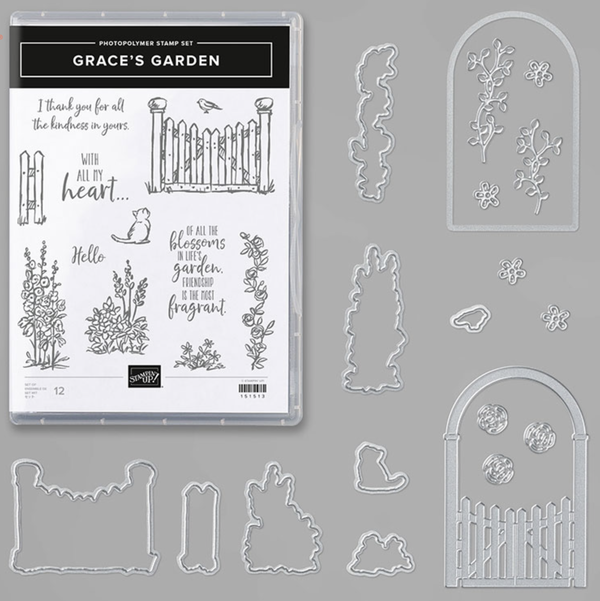 Grace's Garden Bundle, 153789
