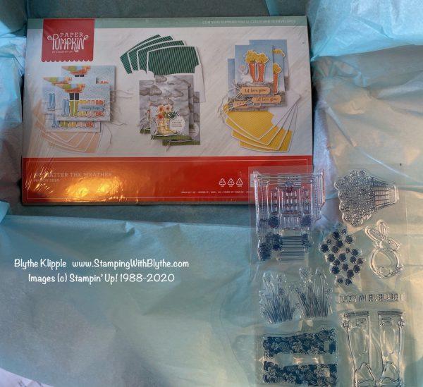 March 2020 Paper Pumpkin Kit
