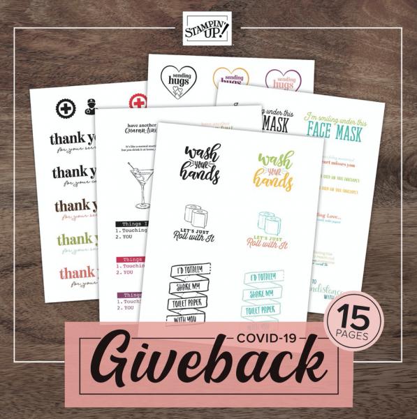 Covid 19 Giveback