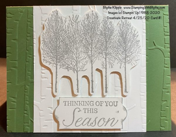 Pop Up Christmas Gift Card