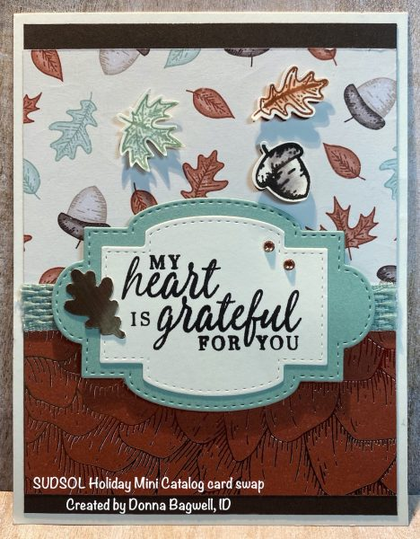 Beautiful Autumn Stamp Set
