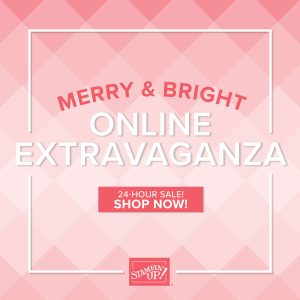 Merry & Bright and 10% off