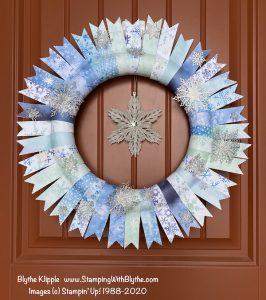 Snowflake Splendor Designer Paper