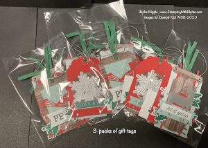 Gift tag packets