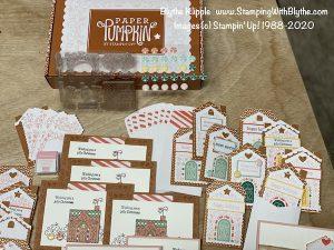 Nov 2020 Paper Pumpkin: Jolly Gingerbread