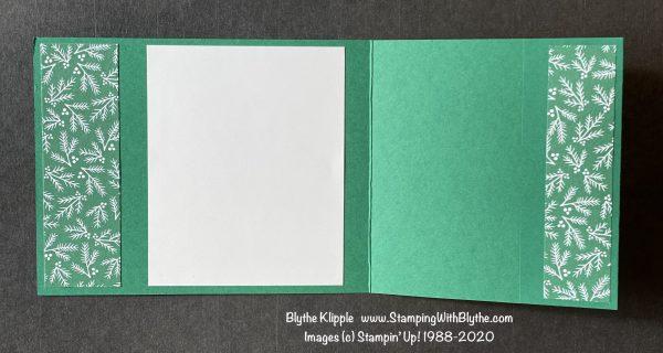 """Curvy Bundle 6"""" x 6"""" DSP Gift Card inside"""