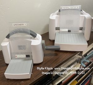 Stampin' Cut & Emboss Machines