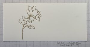 Flower from A Touch of Ink S-A-B stamp set (FREE with $50 purchase)