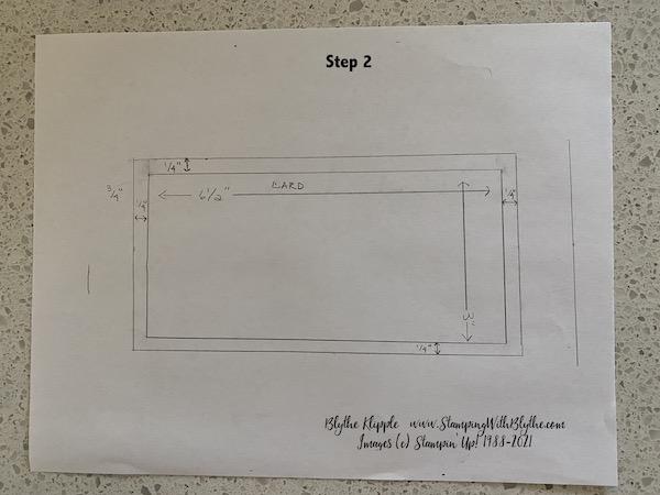Step 2 Slim Line Envelope