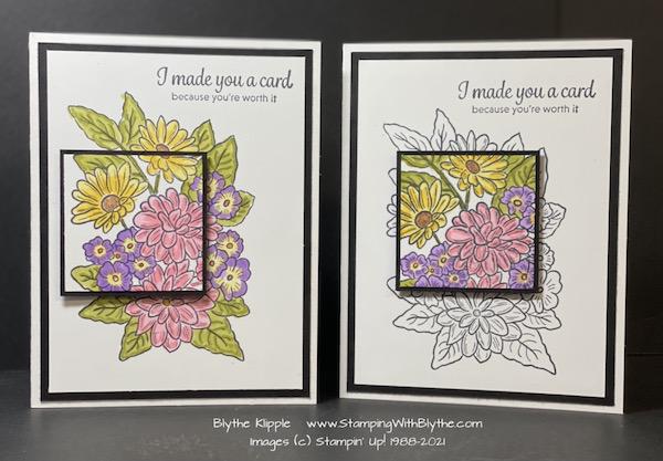 Ornate Style spotlight cards