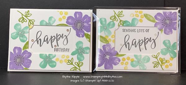 Pretty Perennials - SENDING LOTS.... & HAPPY BIRTHDAY