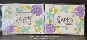 Pretty Perennials -HAPPY MAIL & HAPPY BIRTHDAY