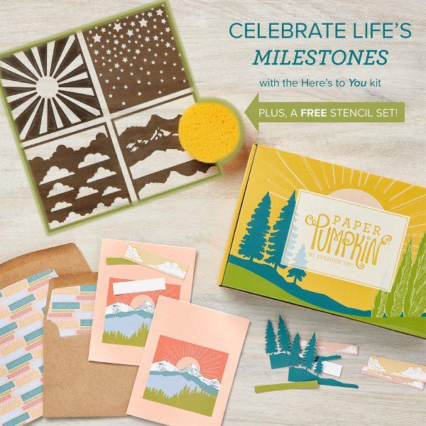 Celebrate Life's Milestones