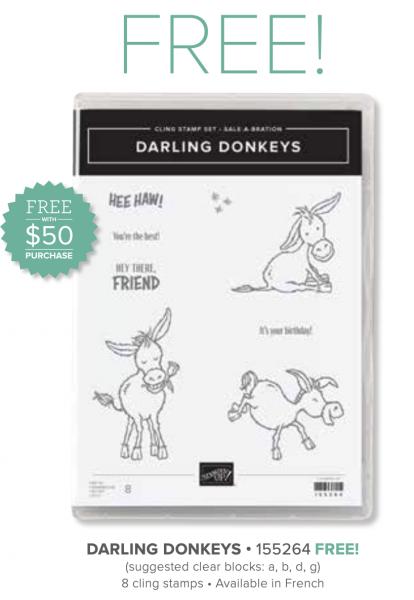 Darling Donkeys, 155264