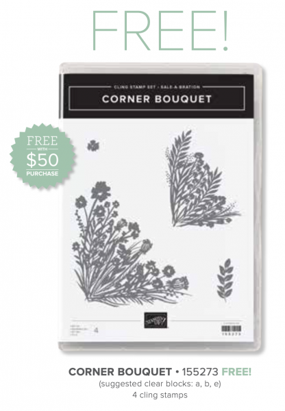 Corner Bouquet, 155173