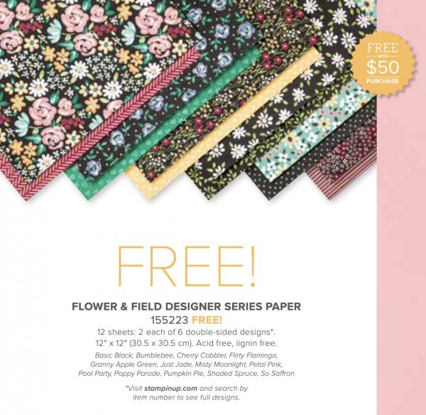 Flower & Field DSP, 155223