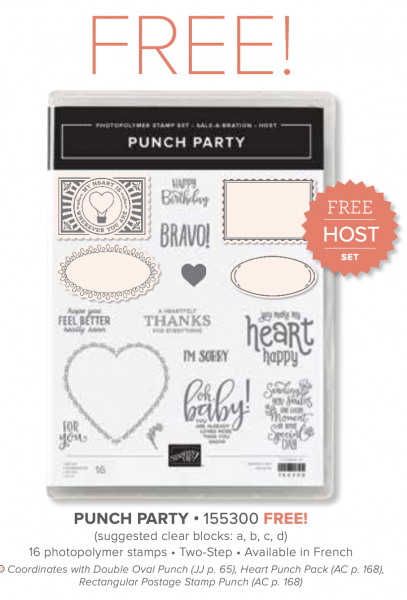 Punch Party, 155300