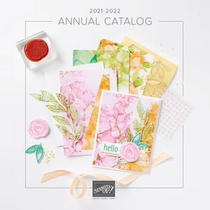 2021-2022 Stampin' Up! Annual Catalog