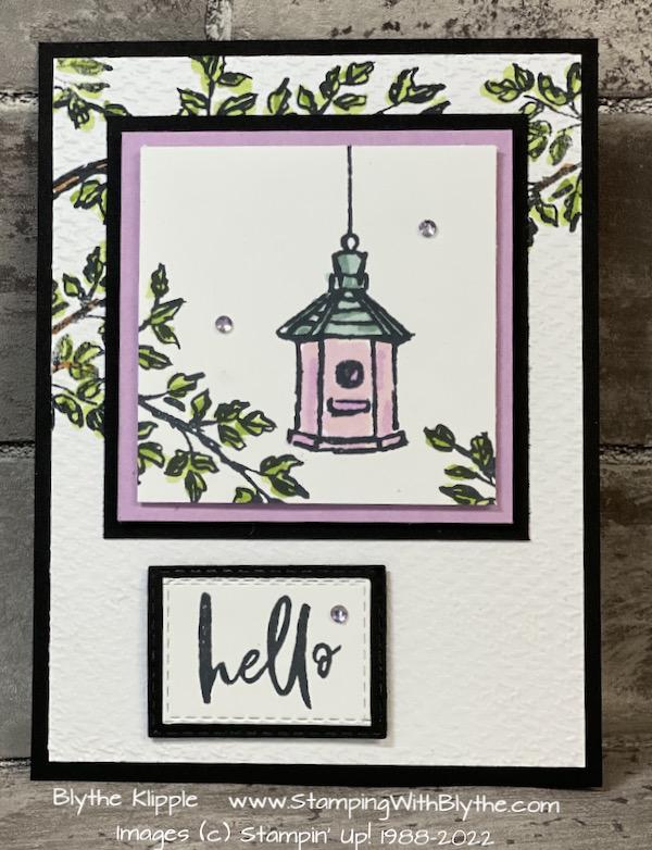 Garden Birdhouses, 155090