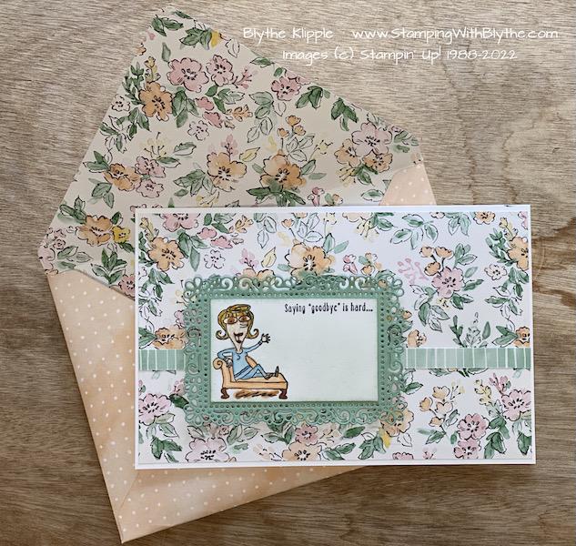 Judy's card