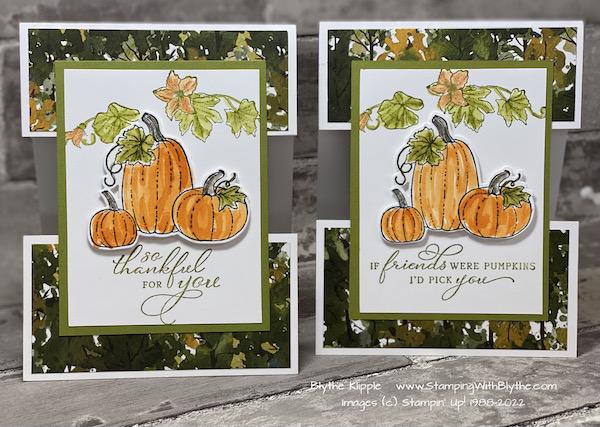 Pretty Pumpkins, 156472, p. 48, Fall Mini
