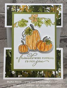 if friends were pumpkins.......I'd pick you